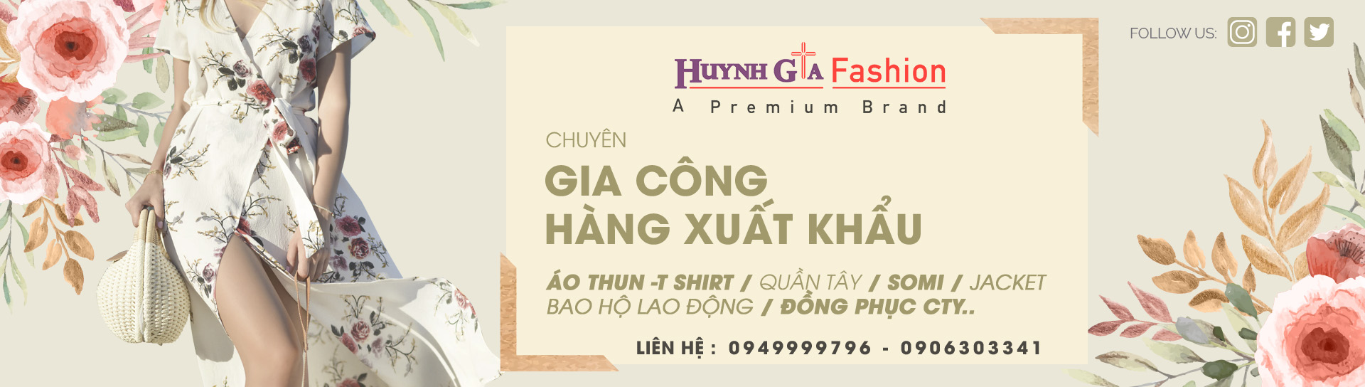 HUYNH GIA FASHION ONE MEMBER CO.,LTD